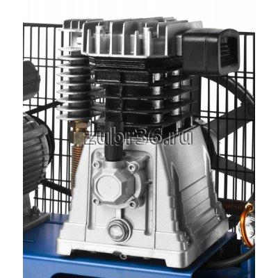 Компрессор воздушный ременной, 440 л/мин, 50 л, 2200 Вт, ЗУБР
