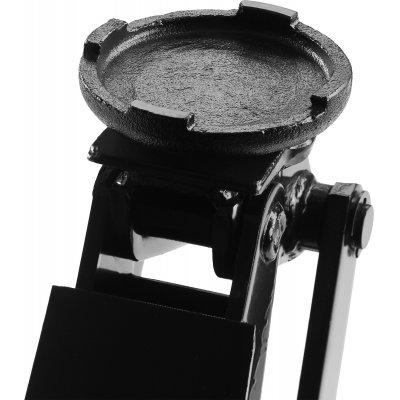 """Домкрат гидравлический подкатной """"High-Lift"""", удлиненный, 5т, 150-560мм, KRAFTOOL 43455-5"""